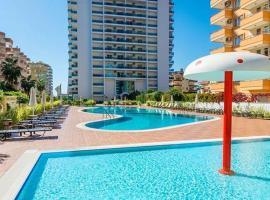 Sfera Residence, отель с бассейном в Махмутларе