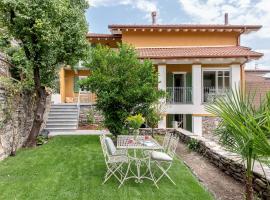 Residenza La Zagara, serviced apartment in Cannero Riviera