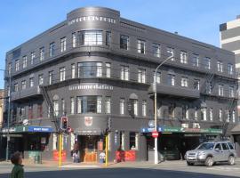 Law Courts Hotel, hotel in Dunedin