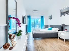 Apartamenty AmberHome, hotel in Międzyzdroje