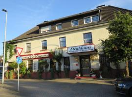 Gasthof Einhaus, hotel in Borken