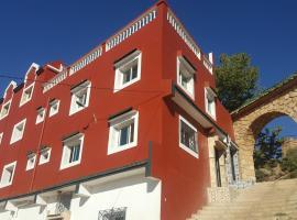 Hotel Ain Leuh, hotel in Ain Leuh
