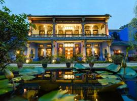 Cheong Fatt Tze - The Blue Mansion, hotel di Georgetown