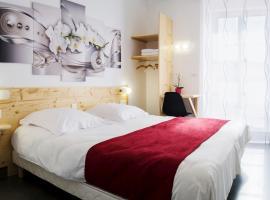 hotel le beauséjour, hôtel à Langogne