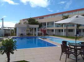 Flat 123 Bella Lunna, hotel in Guarajuba