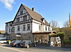 Bielefelder Berghotel zum Stillen Frieden, hotel in Bielefeld