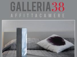 Galleria 38, hotel near La Spezia Port, La Spezia