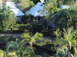 Kellys Beach Resort, hotel in Bargara