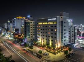 목포에 위치한 호텔 샹그리아비치관광호텔