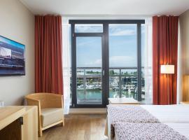 Hestia Hotel Europa, отель в Таллине