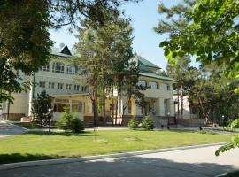 Borvikha Hotel & Spa, spa hotel in Berdsk