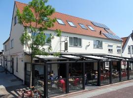 HCR de Kroon, hotel in Wissenkerke