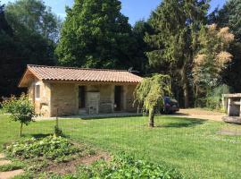 Gite Corferoud, casa o chalet en Saint-Genis-sur-Menthon