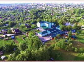 Dvoryanskoe Gnezdo, hotel in Smolensk