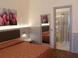 Hotel Ristorante Rosengarten, hotel a Pavia