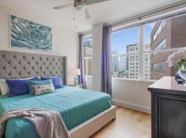 NEW 2BDRM SUITE DTOWN CANAL ST BOURBON ST #1218, vacation rental in New Orleans