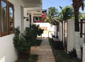 Apê do Fabiano, hotel with pools in Jericoacoara