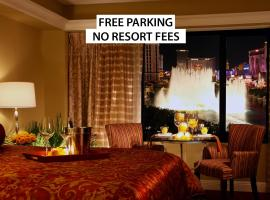 Jockey Club Suites, serviced apartment in Las Vegas