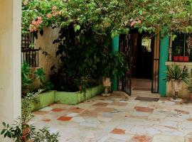 Apartahotel carla, room in Boca Chica