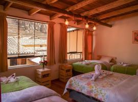 Eureka Lodge, inn in Ollantaytambo