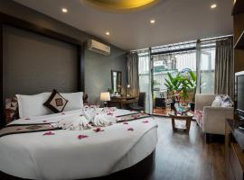 Splendid Star Grand Hotel and Spa, family hotel in Hanoi