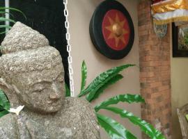 Samblung Mas House, hotel near Dewa Ruci Roundabout, Denpasar