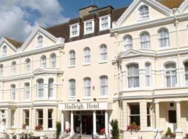 Hadleigh Hotel, hotel near Redoubt Fortress, Eastbourne