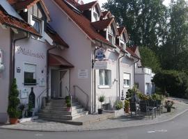 Landhotel Garni am Mühlenwörth, hotel in Tauberbischofsheim