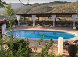 Los Cinco Enebros, hotel near El Escorial Monastery, Robledo de Chavela