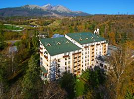 Hotel Slovan, hotel v Tatranskej Lomnici