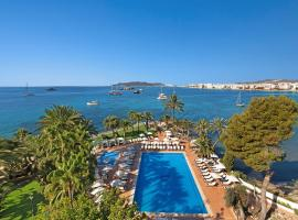 THB Los Molinos Adults Only, hotel in Ibiza City Centre, Ibiza Town