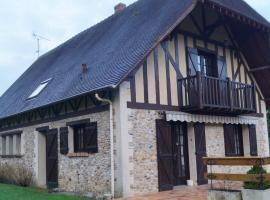 Maison au calme à la campagne, hotel en Saint-Pierre-de-Bailleul