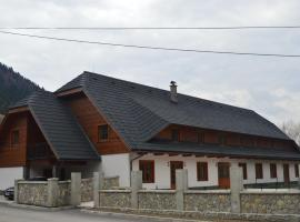 Penzión Zemanov dvor, hotel in Lietavská Svinná