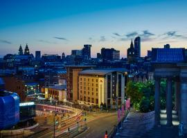 Liverpool Marriott Hotel City Centre, hotel i Liverpool