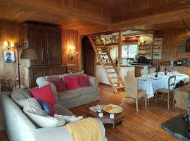 Woodstone, cabin in Herbeumont