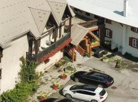 Le Christiania Hotel & Spa, hôtel à La Salle Les Alpes