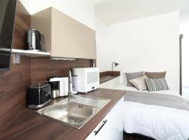 Les cles du 27 Paris, serviced apartment in Paris