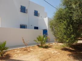 Menzel Rayan, apartment in Midoun