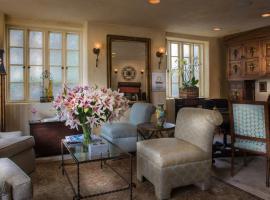 L'Auberge Carmel, Relais & Chateaux, hotel near Point Lobos State Reserve, Carmel