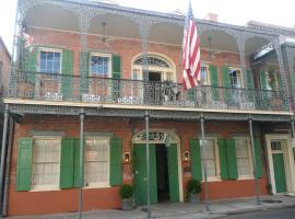 Soniat House, inn in New Orleans