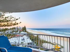 Albatross North Apartments, serviced apartment in Gold Coast
