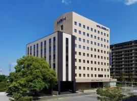 Hotel Mark-1 CNT, hotel near Narita International Airport - NRT, Inzai