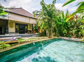 Villa Tirtha Amertha Ubud, budget hotel in Ubud