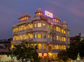 Sarang Palace - Boutique Stays & Candlelight Dining, hotel in Jaipur