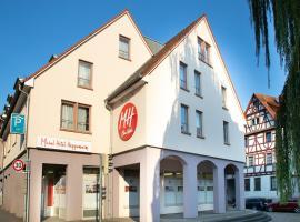 Michel Hotel Heppenheim, hotel in Heppenheim an der Bergstrasse