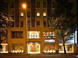 ホテルWBFグランデ博多、福岡市のホテル