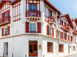Best Western Kemaris, hotel in Biarritz