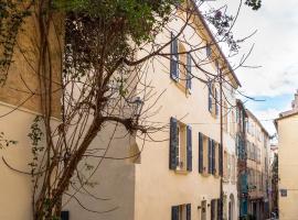 La Maison Du Clocher, hotel with jacuzzis in Saint-Tropez