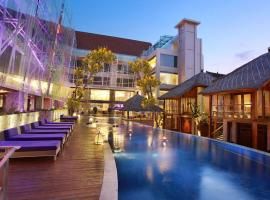 Grand Mega Resort & Spa Bali, hotel near BIMC Hospital Kuta, Kuta