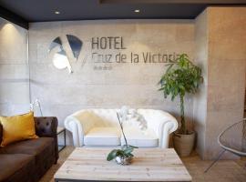 Hotel Cruz de la Victoria, hotel in Berrón